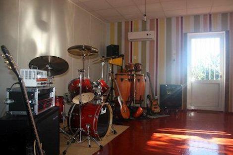 Studio musiques actuelles le tampon ile de la reunion