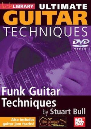 Ultimate Guitar Techniques-Funk-Guitar-Techniques