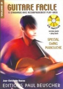Guitare Facile Vol. 6 Spécial Swing manouche