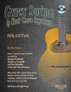 Gypsy Swing & Hot Club Rhythm vol.1 for Guitar