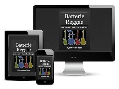 Batterie Reggae - Rythmes de base