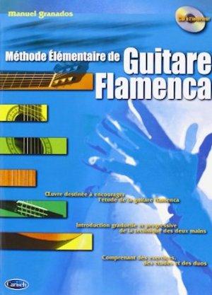 Methode guitare flamenco
