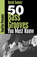 50 Bass Grooves You must  Know David Santos