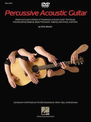 Percussive Acoustic Guitar Chris Woods