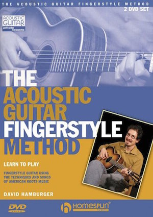 The Acoustic Guitar Fingerstyle Method (Version DVD)