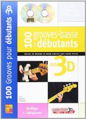 100 Grooves de Basse pour Débutants
