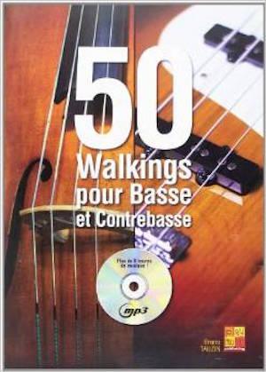 50 walkings pour basse et contrebasse