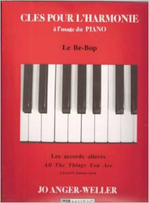 Clés pour l'harmonie – Le be-bop