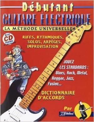 Débutant Guitare Electrique