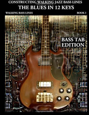 Jazz Bass Lines Book 1