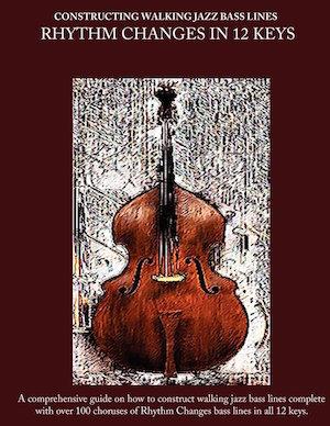 Jazz Bass Lines Book 2