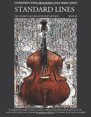 Jazz Bass Lines Book 3