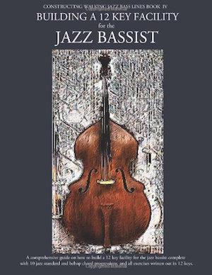 Jazz Bass Lines Book 4