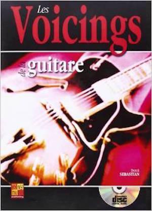 Voicings de la Guitare