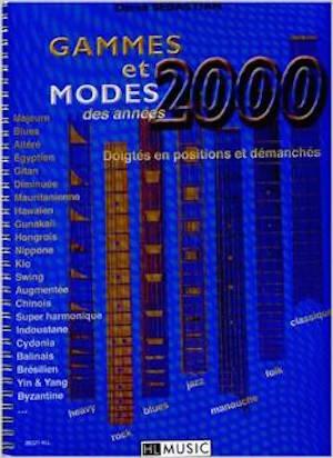 Gammes et modes des années 2000