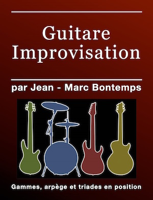 methode guitare gamme livre cd fran ais et anglais. Black Bedroom Furniture Sets. Home Design Ideas