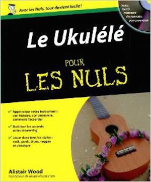 Le Ukulele pour les Nuls