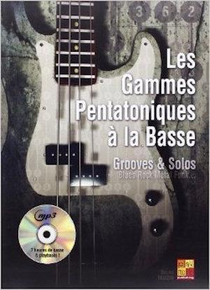 Les Gammes Pentatoniques à la Basse Grooves et Solos