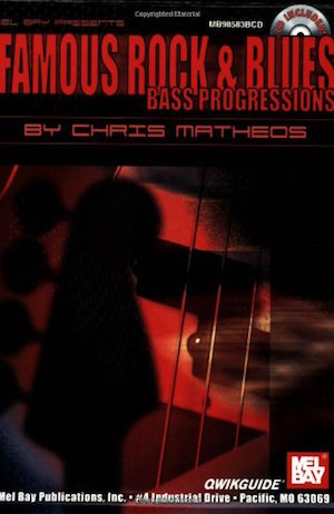 Famous Rock And Blues Bass Progressions