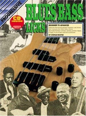 Progressive Blues Bass Licks