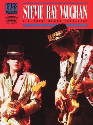 Stevie Ray Vaughan – Lightnin' Blues 1983-1987 Bass