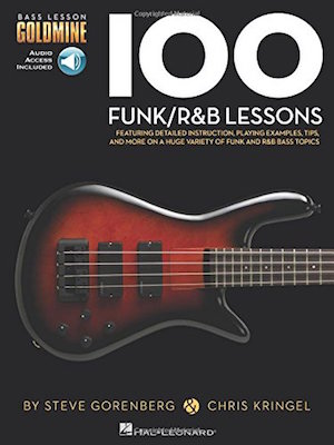 100 Funk R&B Bass Lessons