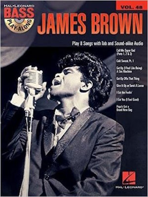 Bass Play-Along Volume 48 – James Brown