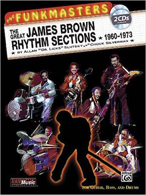 The Funkmasters – The Great James Brown Rhythm Sections 1960-1973