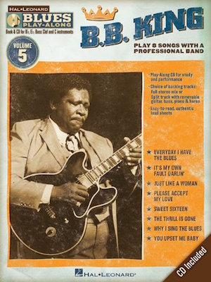 B. B. King Blues Play-Along Vol.5