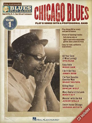 Chicago Blues Play-Along Vol.1