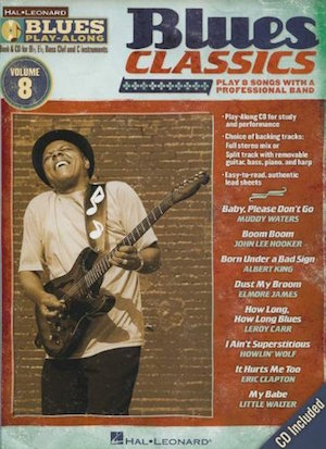 Classics Blues Play-Along Vol.8