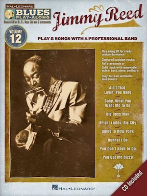 Jimmy Reed Blues Play-Along Vol.12