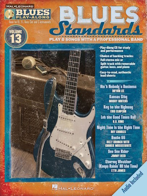 Standarts Blues Play-Along Vol.13
