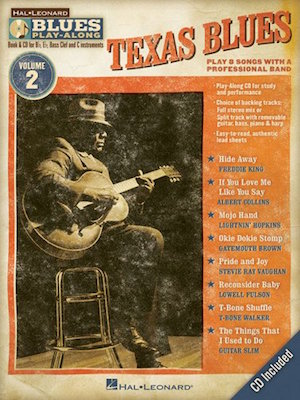 Texas Blues Play-Along Vol.2