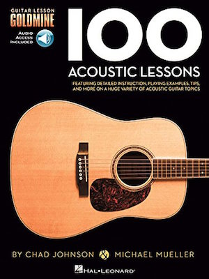 100 Acoustic Lessons Guitar