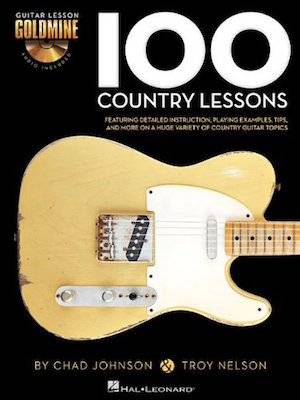 100 Country Lessons Guitar