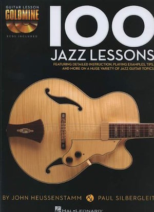100 Jazz Lessons Guitar