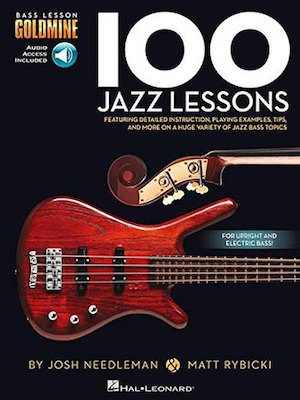 100 Jazz Bass Lessons