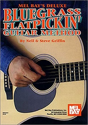 Flat picking Guitar Method
