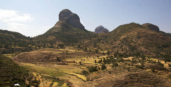 Gamme Ethiopienne
