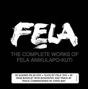 Fela - The Complete Works