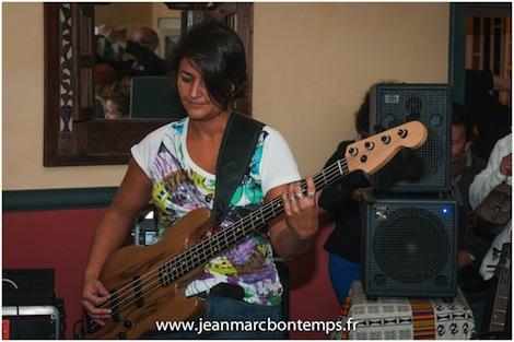 Elève bassiste  - Musiques Actuelles