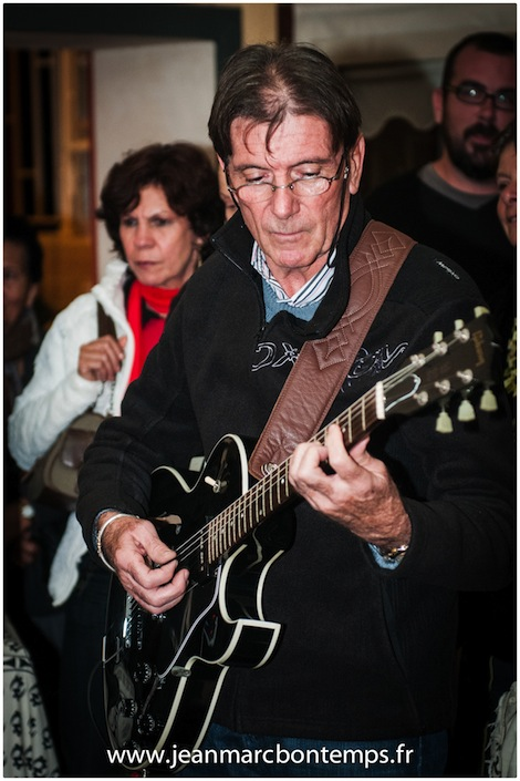 El?ve guitariste - Musiques Actuelles