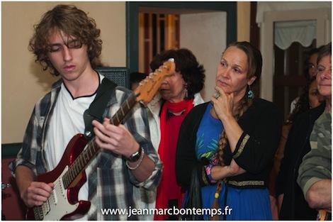 Elève guitariste - Musiques Actuelles