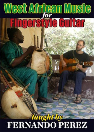 West African Music for Fingerstyle