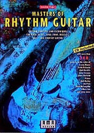Masters of rhythm guitar