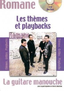 Guitare manouche les themes et playbacks