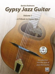 Gypsy Jazz Guitar Vol.1