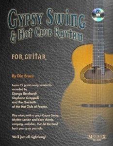 Gypsy Swing & Hot Club Rhythm vol.1 for Guitar