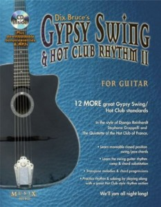 Gypsy Swing & Hot Club Rhythm vol.2 for Guitar